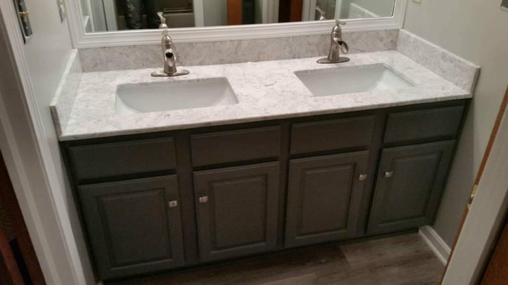 Bathroom Remodel And Bedroom Update Cuyahoga Falls Ohio